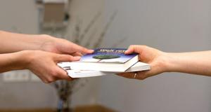 Weiterverkaufen, Tauschen und Verschenken