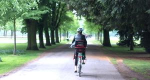 Routen fürs Rad und zu Fuß