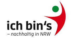 Logo ich bin's - nachhaltig in NRW